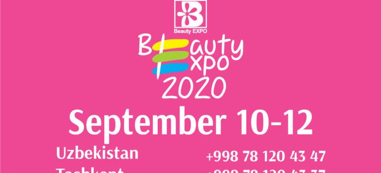 BeautyExpo 2021 Uzbekistan